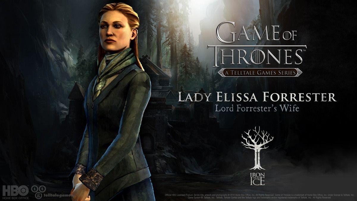 Game of Thrones От Telltale Games of Thrones От Telltale