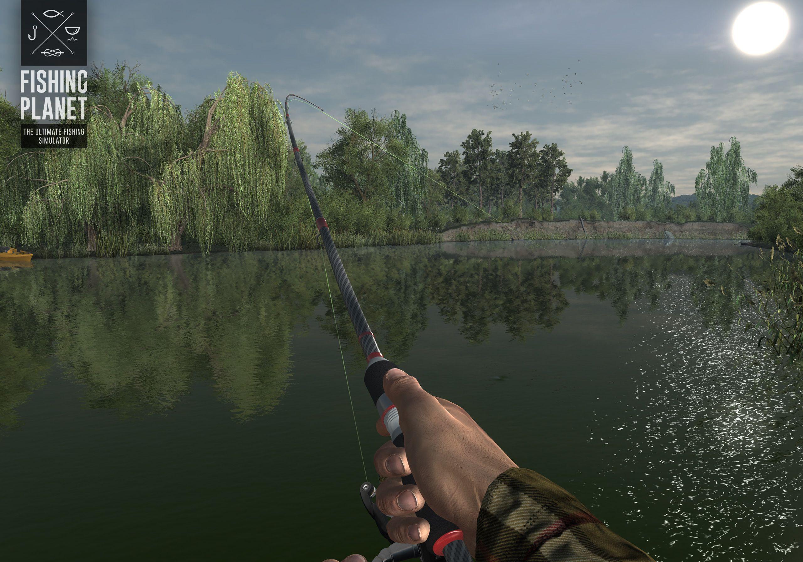 Игры О Рыбалке Пк