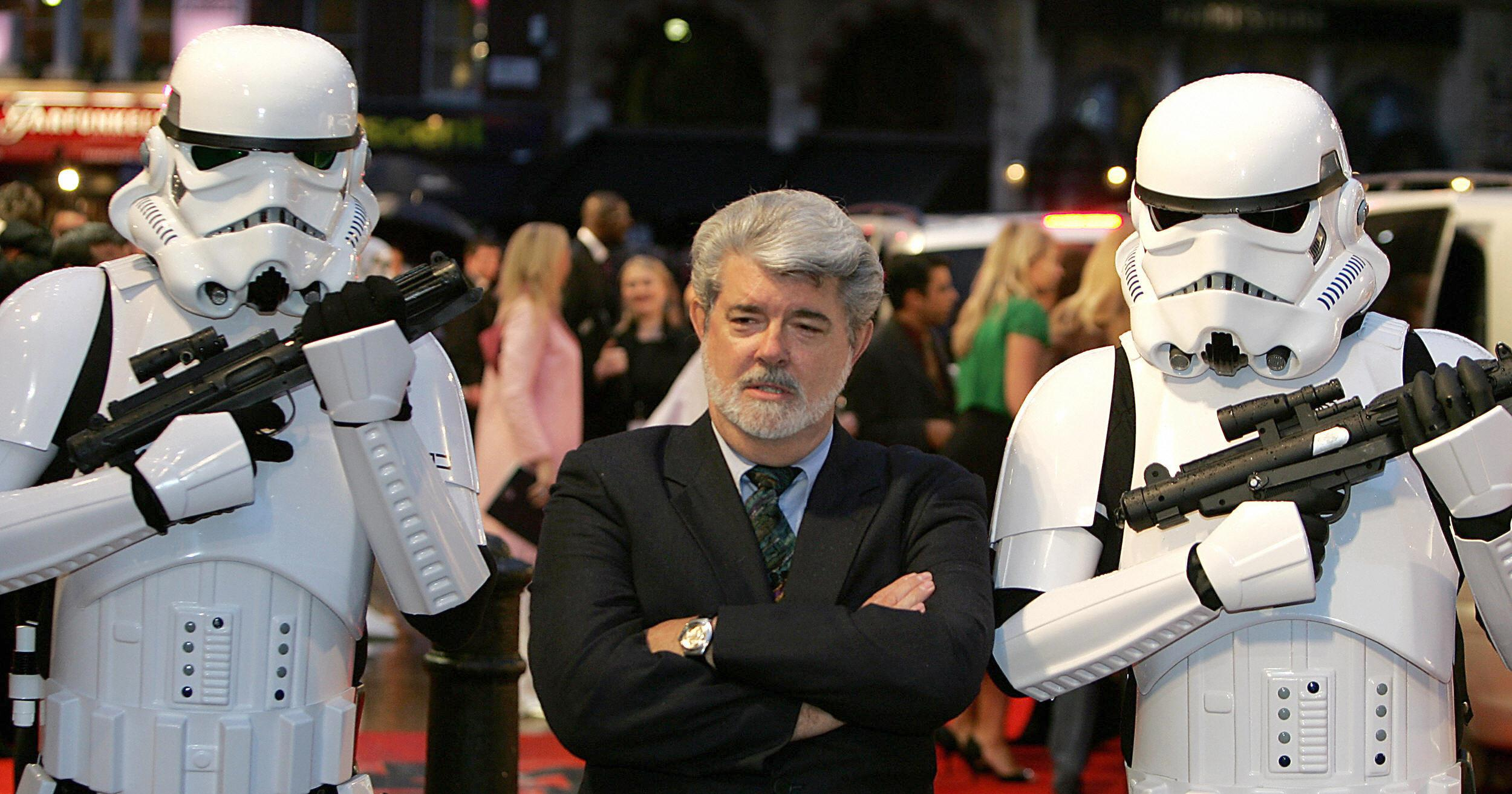 the element of the force in the film star wars a new hope by george lucas Sixteen years after completing his star wars trilogy, george lucas returned to the complex perfect world that he created with the phantom menace – the first film of the prequel trilogy.