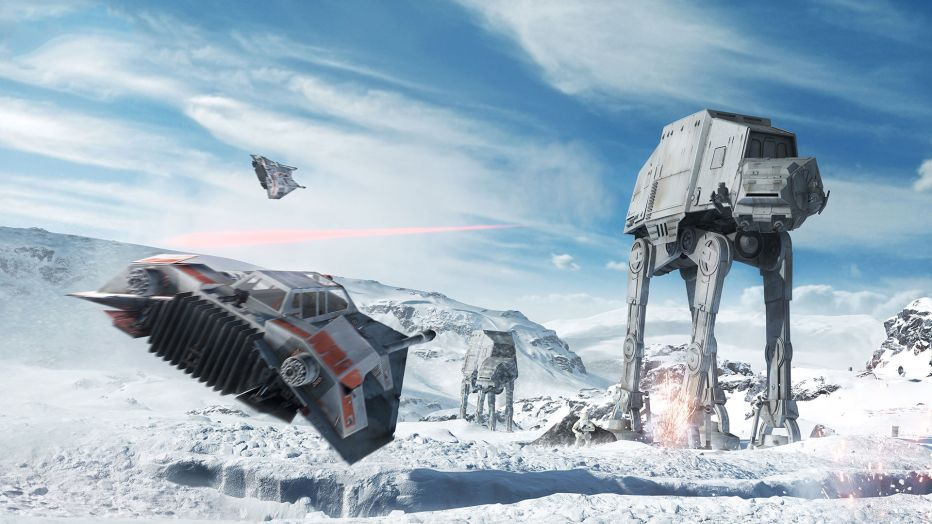 Обзор Star Wars: Battlefront 2015 | Review
