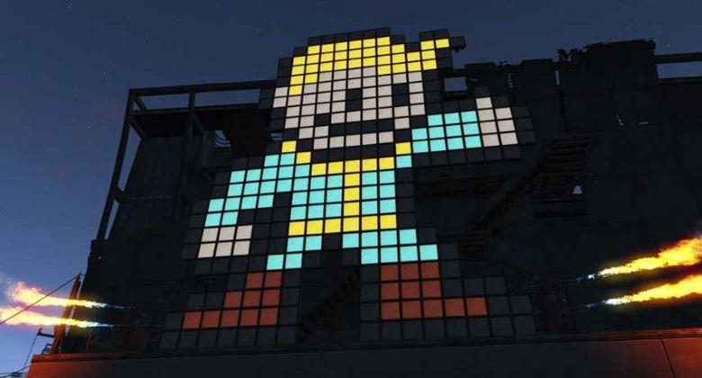 Коды на Fallout 4 на Строительство