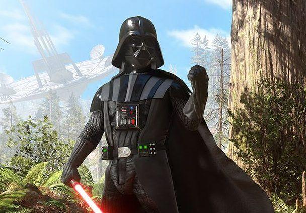 Как сделать star wars battlefront не на весь экран