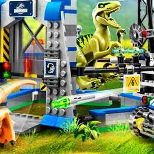 Коды LEGO Jurassic World