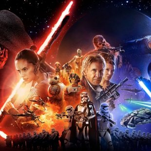 Впечатления от Star Wars: The Force Awakens