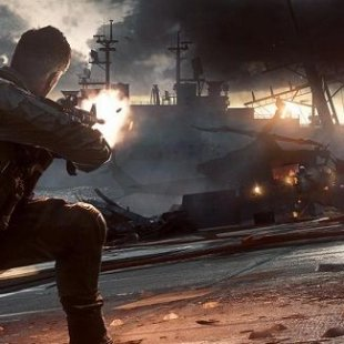 Детали Second Assault для Battlefield 4