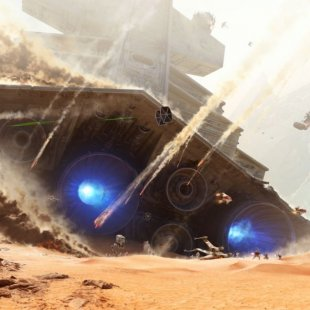 Star Wars: Battlefront - релизный трейлер DLC: Battle of Jakku