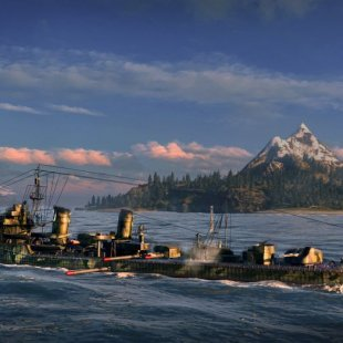 World of Warships берет курс на релиз