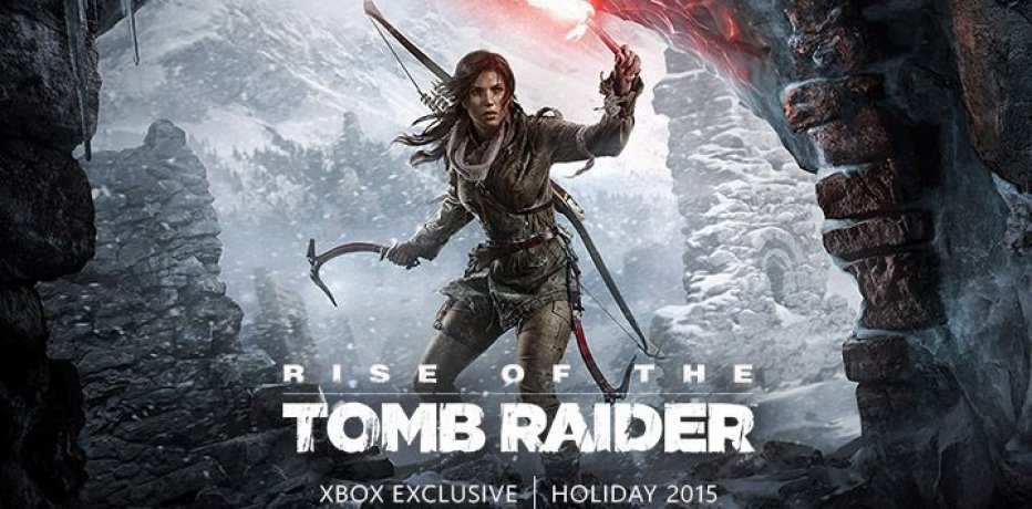 Пробная версия Rise of Tomb Raider