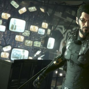 Дата выхода Deus Ex: Mankind Divided и колекцийка