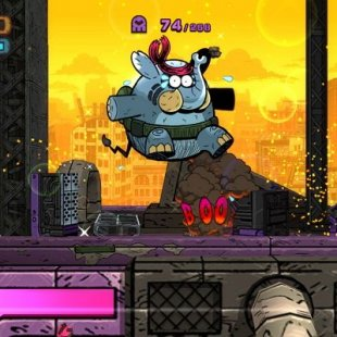 Game Freak выпускает Tembo the Badass Elephant