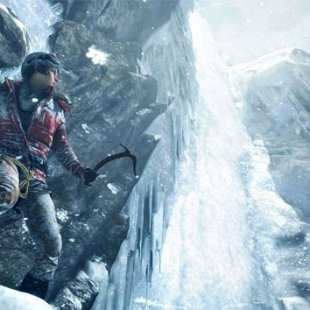 Геймплей Rise of the Tomb Raider