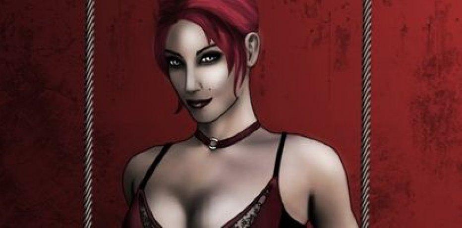 Секс с жанетт vampire