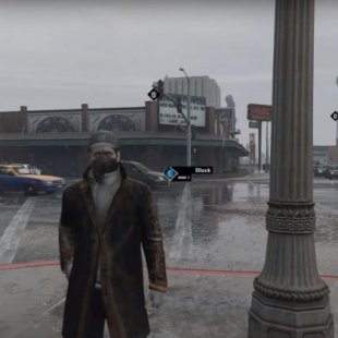 Айден Пирс из Watch Dogs добрался до Лос-Сантоса