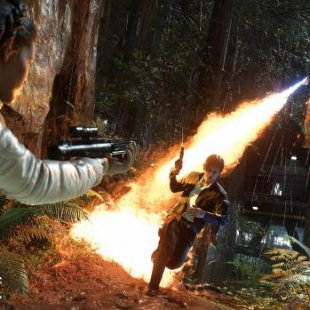 EA признает, что Star Wars: Battlefront может не обладать той глубиной, кот ...