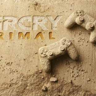 Far Cry Primal - PS4 изготовили из камня