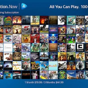 PlayStation Now: подписка