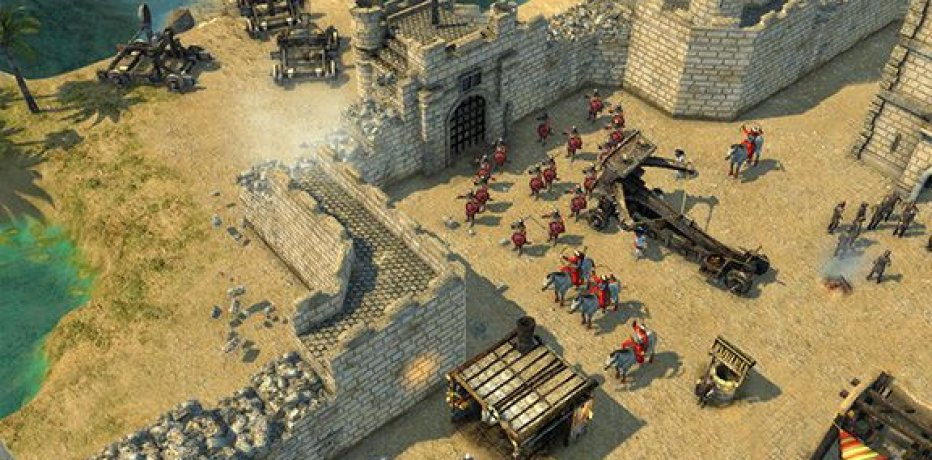 Релиз Stronghold Kingdoms: Heretic