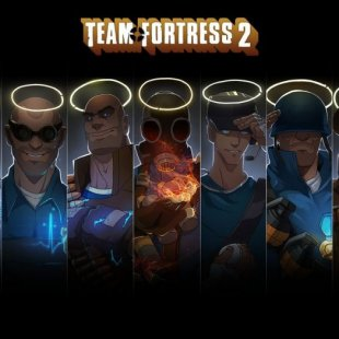 Гейб Ньюэлл будет в Team Fortress 2