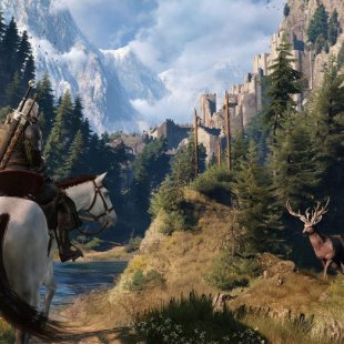 Два новых снимка The Witcher 3: Wild Hunt