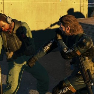Первые отзывы о Metal Gear Solid V: Ground Zeroes