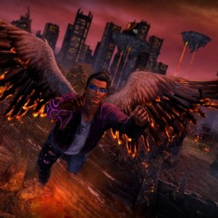 Анонс Saints Row: Gat Out of Hell