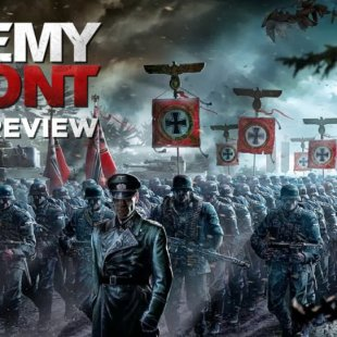 Review Enemy Front