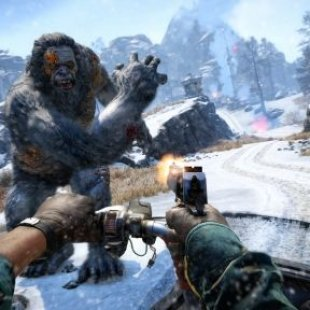Far Cry 4 получит дополнение Valley of the Yetis