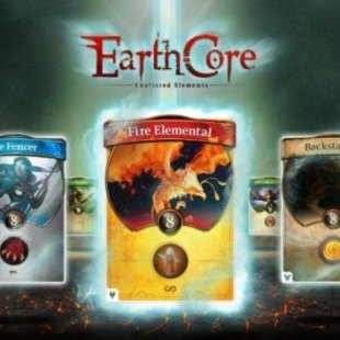 Earthcore: Shattered Elements - новый трейлер