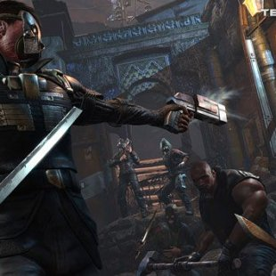 GamesCom 2015: трейлер The Technomancer