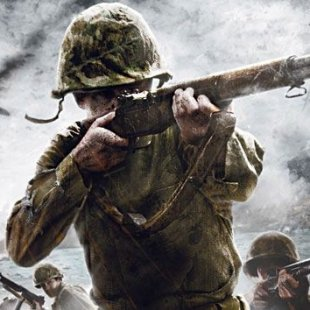 CoD: World At War II засветился на Amazon