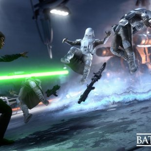 Star Wars Battlefront за полцены