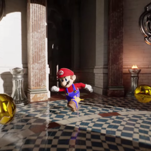 Unreal Engine 4 может в Nintendo Switch