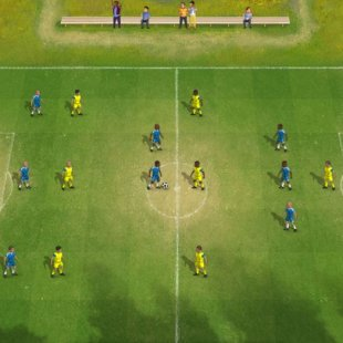 Превью Football Tactics | Preview
