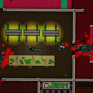 Новый трейлер Hotline Miami 2: Wrong Number