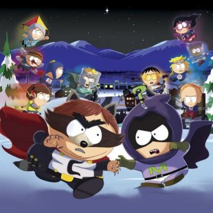 Новый трейлер South Park: The Fractured But Whole