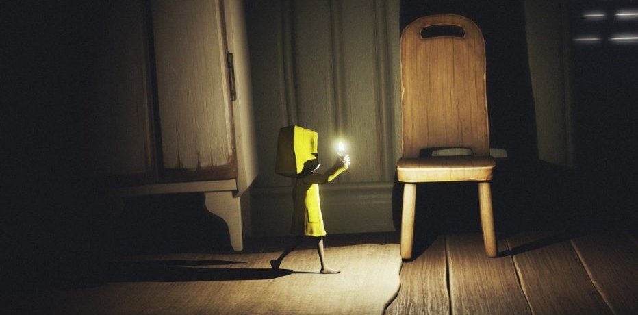 Зацените демку Little Nightmares просто у нас