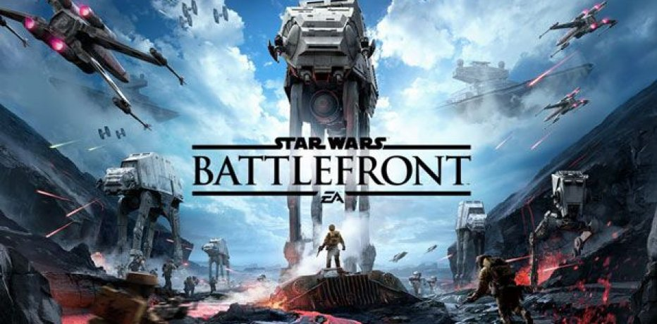E32015: Геймплей Star Wars Battlefront