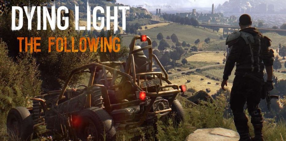 Dying Light: The Following - видео начала игры