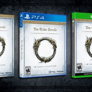 The Elder Scrolls Online: Tamriel Unlimited - дата релиза и прочее