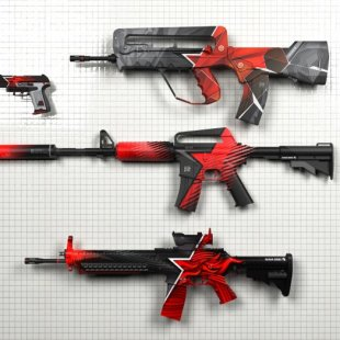 Counter-Strike: Global Offensive - новые скины от StarLadder