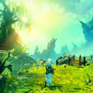 Trine 3: The Artifacts of Power выйдет в Steam Early Access 21 апреля