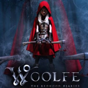 Коротко: Woolfe - The Red Hood Diaries