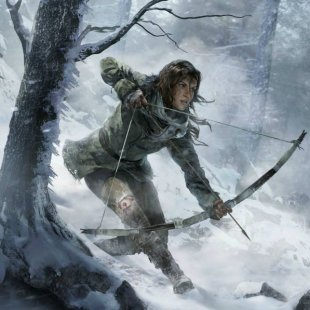 Тизер Rise of the Tomb Raider