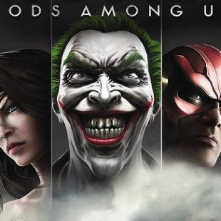Системные требования Injustice: Gods Among Us