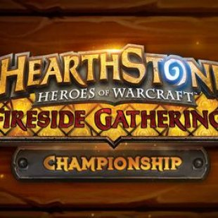 Hearthstone Fireside Tournament