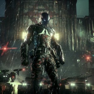 Трейлер Batman: Arkham Knight - Готэм мой