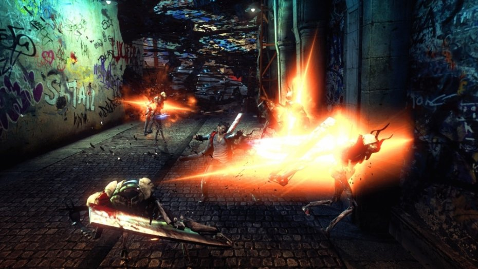 DmC: Devil May Cry 4 получит переиздание Definitive Edition для Xbox One и PS4