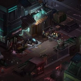 Миллион для разработчиков Shadowrun: Hong Kong?