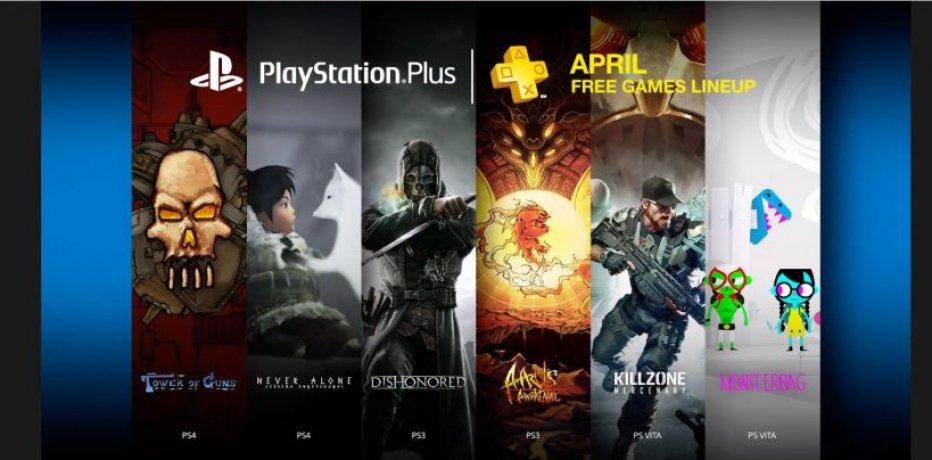 Апрельские игры для подписчиков PS Plus 2020 года совсем скоро станут доступны для геймеров